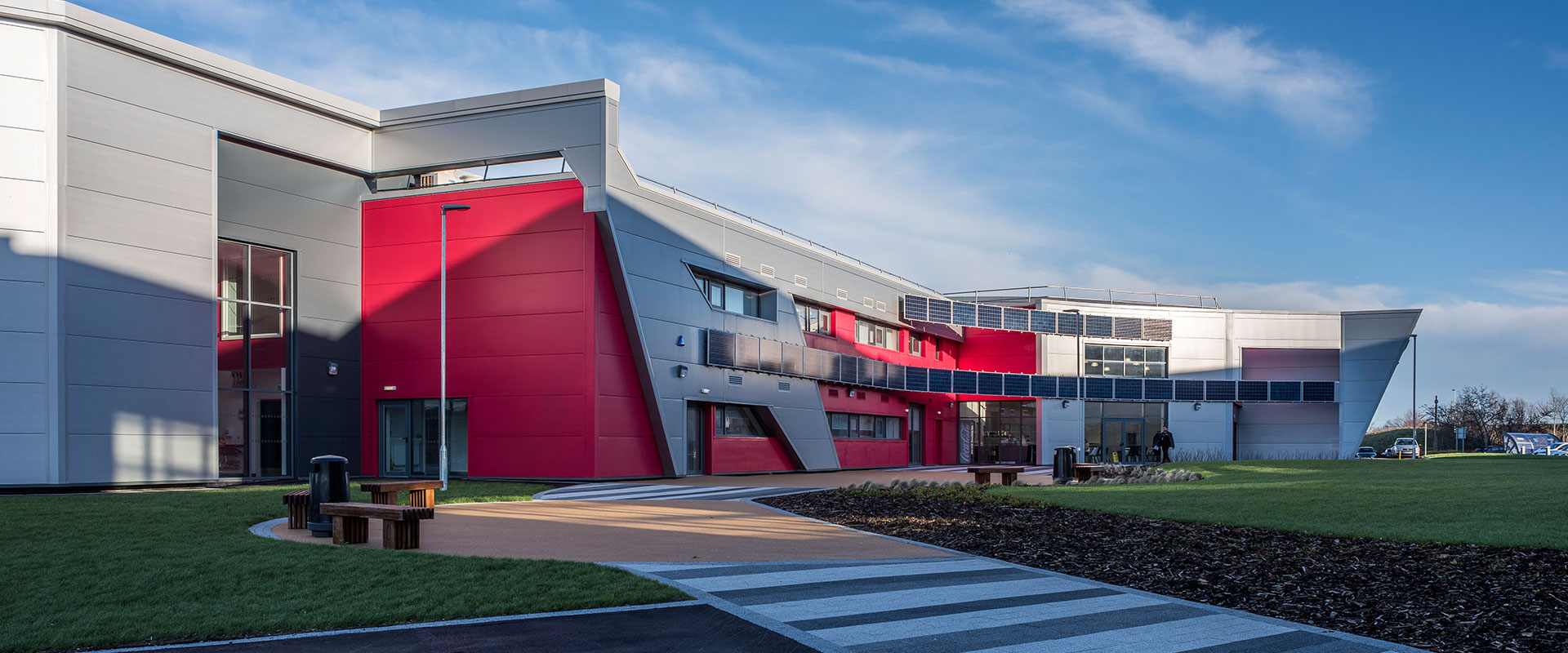 Blackpool & The Fylde College - Advanced Technology Centre