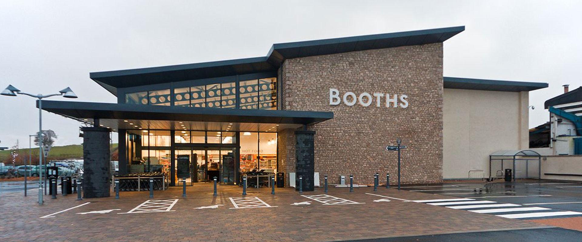 Booths Supermarket, Milnthorpe
