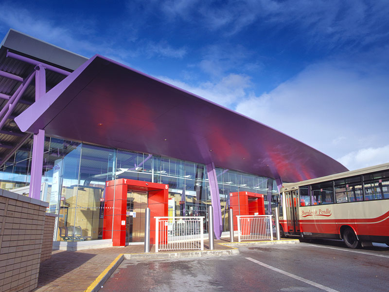 Burnley Bus Station Commercial Sector Project By John Turner Construction Group