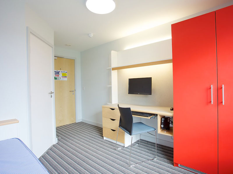 Chancellors & Founders Court - John Turner Construction Project
