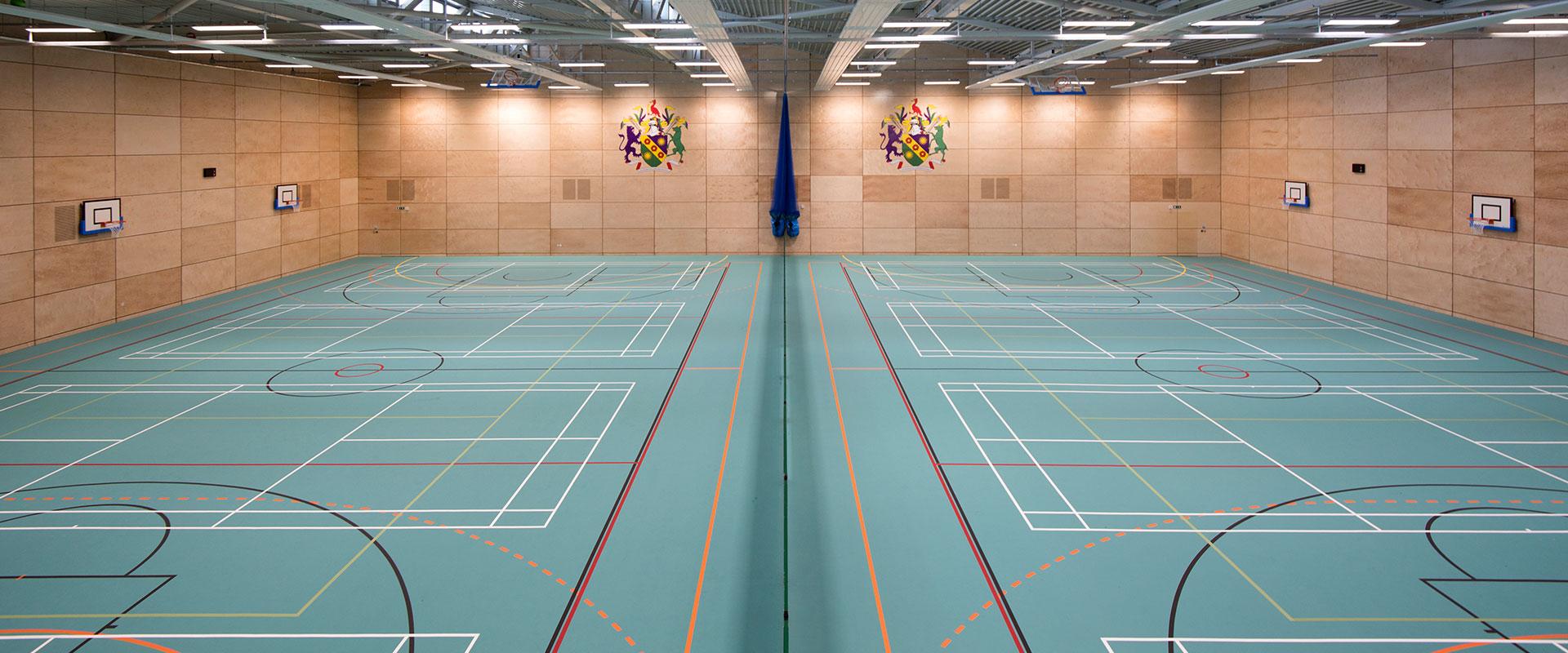 Sports Centre Edge Hill University