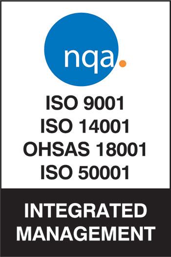 NQA ISO Accreditaions