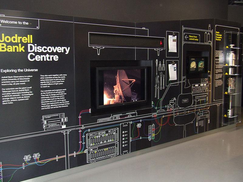 Jodrell Bank Discovery Centre John Turner Construction Project