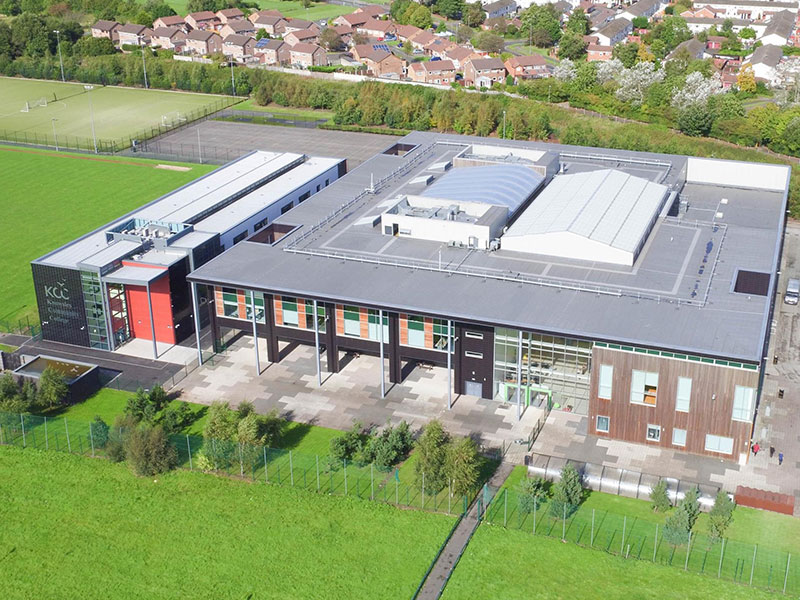 Knowsley Community College Kemble & Stanley Buildings