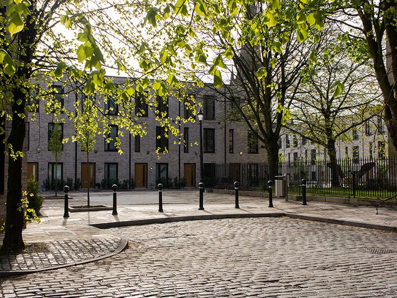 Timekeepers Square